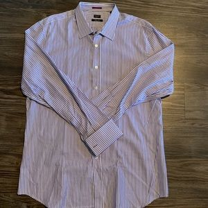 Paul Smith stripe french cuff shirt